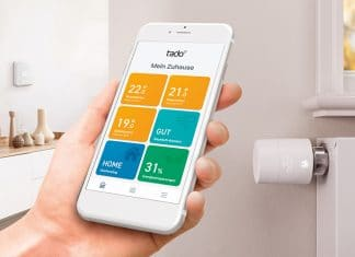 Tado Heizungssteuerung Thermostat